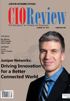 20 Most Promising Juniper Networks Solution Providers - 2014