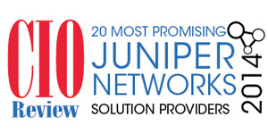 20 Most Promising Juniper Networks Solution Providers 2014